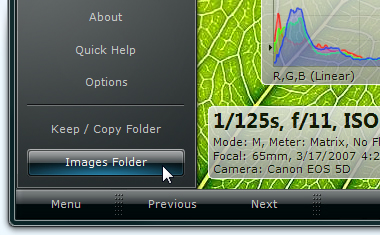 The fastest 32/64-bit  image viewer EVER, designed for photographers.